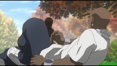 The Boondocks S02E08 CZ Dabing.mp4