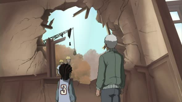 08 The Boondocks - The Real.avi
