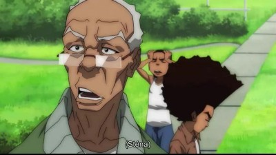 The Boondocks S04E02 CZ tit.avi