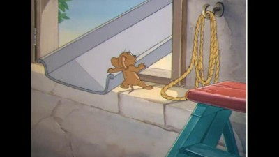 Tom And Jerry - 038 - Mouse Cleaning (1948).avi