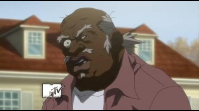 The Boondocks S02E05 CZ Dabing.mp4
