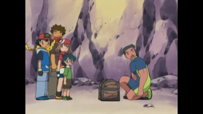 Pokémon S08E02 The Relicanth Really Can! CZ Dab.mkv