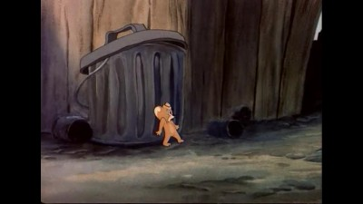 Tom And Jerry - 019 - Mouse In Manhattan (1945).avi