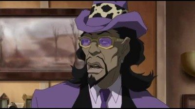 The Boondocks S02E02 CZ Dabing.mp4