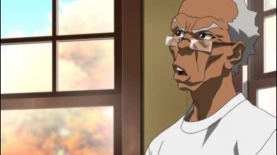 The Boondocks S03E13 CZ tit.mkv