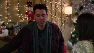 How I met Your Mother S02xE11 How Lily Stole Christmas.avi