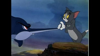 Tom And Jerry - 043 - The Cat And The Mermouse (1949).avi