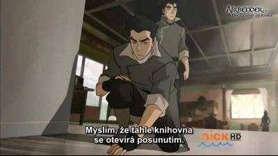 Avatar - Legenda Korry S03E08 The Terror Within.avi
