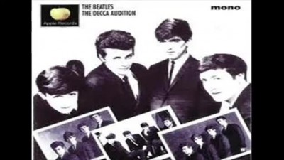 The Beatles The Decca Audition (1962) ♪.avi