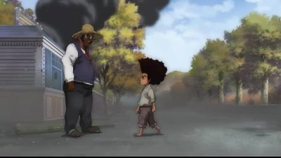 The Boondocks S04E07 CZ tit.avi