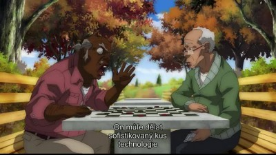 The Boondocks S04E08 CZ tit.avi