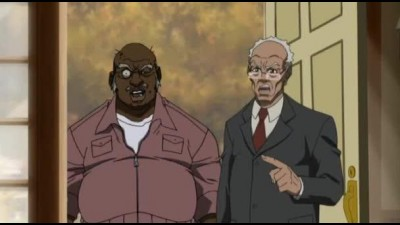 The Boondocks S02E12 CZ Dabing.mp4