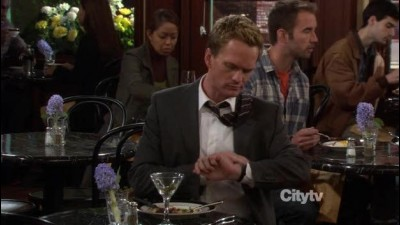 How I Met Your Mother S06E04 CZ titulky.mkv