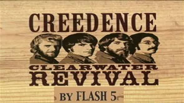 Creedence Clearwater Revival Greatest Hits.avi