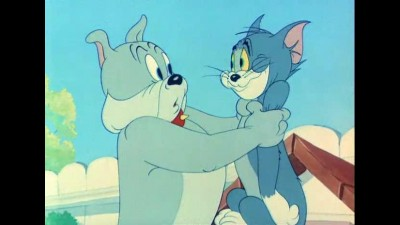 Tom And Jerry - 044 - Love That Pup (1949).avi