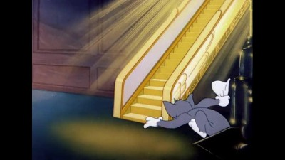 Tom And Jerry - 042 - Heavenly Puss (1949).avi