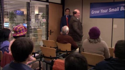 kancl.The Office S07E14 - The Seminar.avi