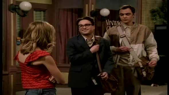 The Big Bang Theory - S00E00 - Pilot Unaired.mp4