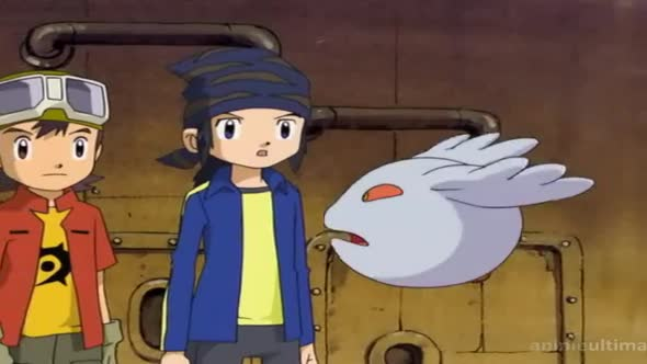 Digimon Frontier  Episode 43.mp4
